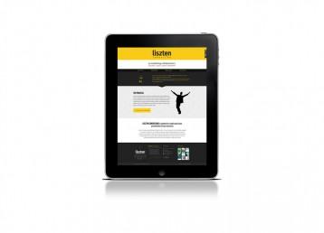 Liszten iPad