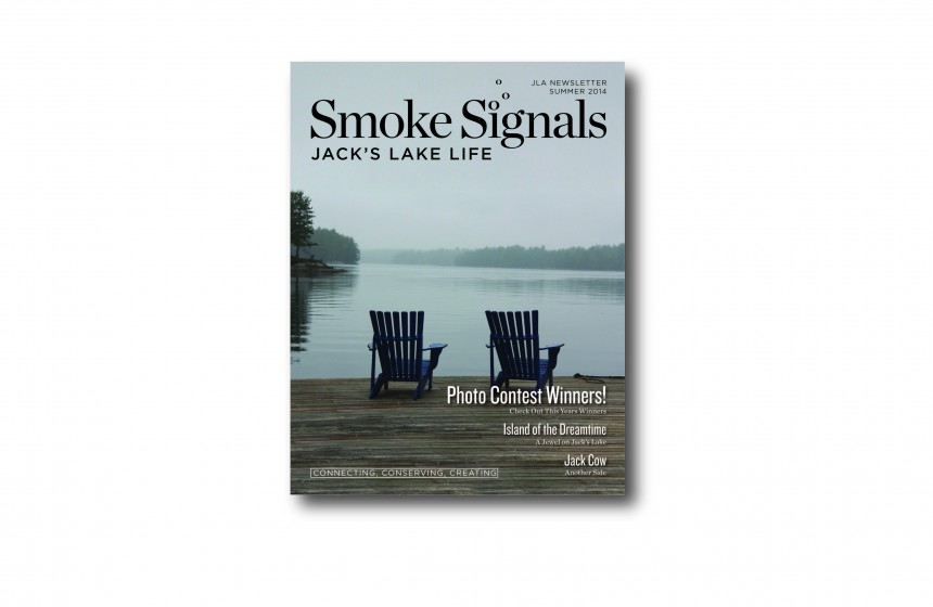 Print l Jack's Lake l Smoke Signals Magazine